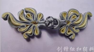中式盘扣是我国民俗生活文化中耀眼的图片